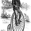 Bicycle, C1870s by Granger
