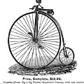 Bicycle Camera Ad, 1887 by Granger