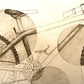 Bicycle by Melissa Wiater Chaney