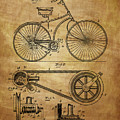 Bicycle Patent  by Chris Smith