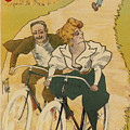 Bicycle Poster, 1895 by Granger