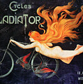 Bicycle Poster, C1905 by Granger