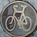 Bicycle Sign by Yurix Sardinelly