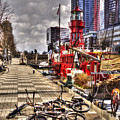 Bicycles In Rotterdam, Netherlands by Guna Andersone