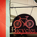 Bicycles by Valerie Reeves