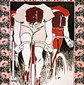 Bicycling Poster, 1896 by Granger