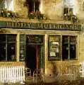 Biddy Mulligans Pub by Lois Bryan