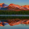 Bierstadt Alpenglow by Greg Norrell