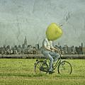 Big Apple by Ronald Van Grinsven