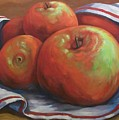 Big Apples by Tom Forgione
