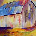 Big Barn I  by Peggy Wilson