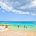 Big Beach by MaxD Photography