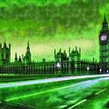 Big Ben London - Da by Leonardo Digenio