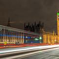 Big Ben Trails by Chris Locke