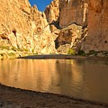 Big Bend Boquillas Canyon by Adam Jewell