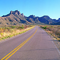 Big Bend National Park by Buddy Mays