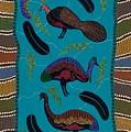 Big Birds Of Australia by Clifford Madsen