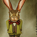 Big Ears by Leah Saulnier The Painting Maniac