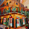 Big Easy Sunset by Diane Millsap