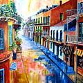 Big Easy Sunshine by Diane Millsap