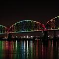Big Four Bridge 2215 by Andrea Silies