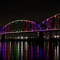 Big Four Bridge 2219 by Andrea Silies