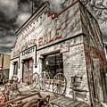 Big Garage Sale by Wayne Sherriff