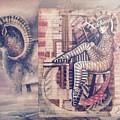 Big Horn Dancer by Walter M Davis