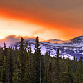 Big Horn Sunset by Scott Mahon