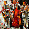 Big Jazz by Debra Hurd