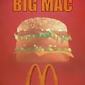 Big Mac Poster by Dan Sproul