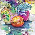 Big Marmalade by Miki De Goodaboom