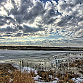 Big Marsh Spring Thaw 2 by Bonfire Photography