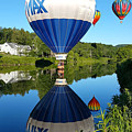 Big Max Balloon On The Surface by Jeff Folger