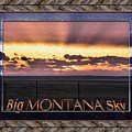 Big Montana Sky by Susan Kinney