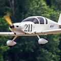 Big Muddy Air Race Number 211 by Jeff Kurtz