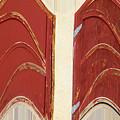 Big Red Doors by Lenore Senior