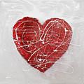Big Red Heart by Paul Tokarski