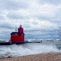 Big Red by Jennifer Whitworth