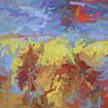 Big Red Sun Dg by David King