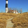 Big Sable Point Lighthouse by Todd Maertz