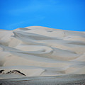 Big Sand Dunes In Ca by Susanne Van Hulst