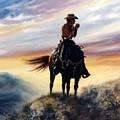 Big Sky Country by Glenda Stevens