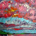 Big Sky by Ericka Herazo