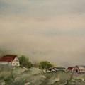 Big Sky by Terry Ann Morris