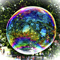 Big Soap Bubble by Jeremy Hayden