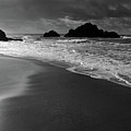 Big Sur Black And White by Pierre Leclerc Photography