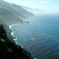 Big Sur Majesty by Charlene Mitchell