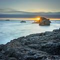 Big Sur Seascape by Steve Spiliotopoulos