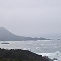 Big Sur Sun And Fog by Jeffrey Hubbard